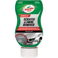 Turtle Wax Renew Rx Scratch and Swirl Remover 11oz 50791 Deals