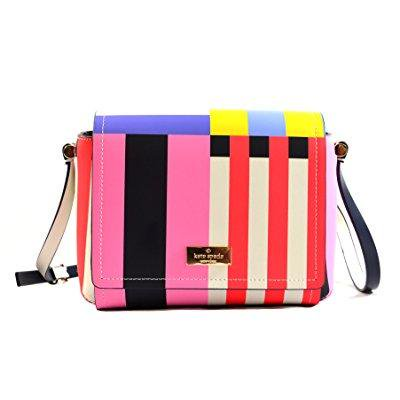24841c7f46f5 Kate Spade Arbour Hill Kyra Leather Crossbody Handbag Black Best