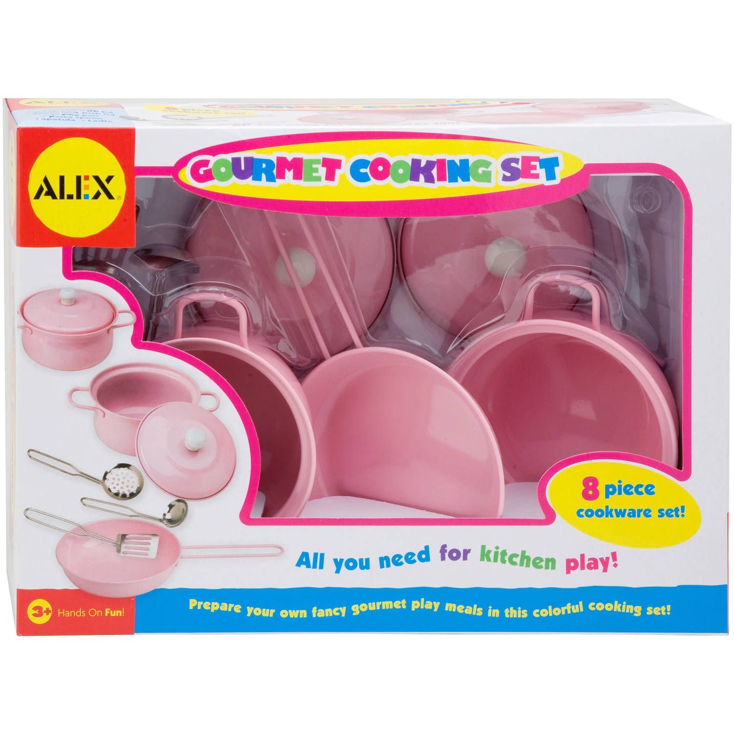 ALEX Toys Gourmet Cooking Set