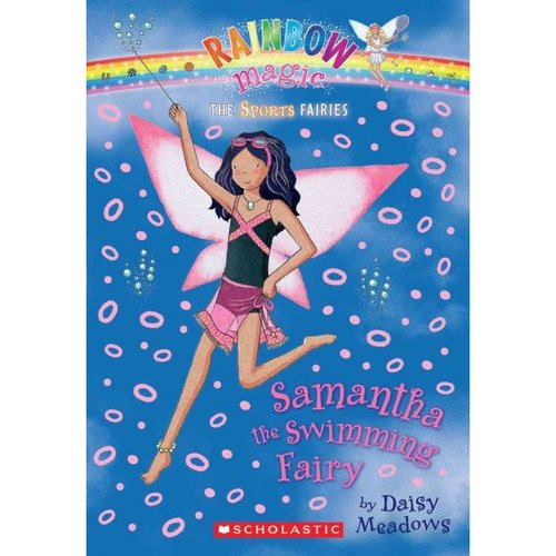 Samantha the Swimming Fairy