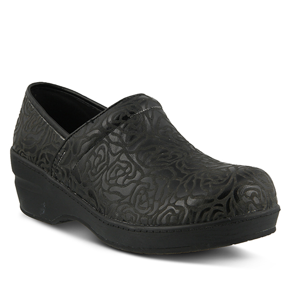 Women's Spring Step Neppie Clog Economical, stylish, and eye-catching shoes