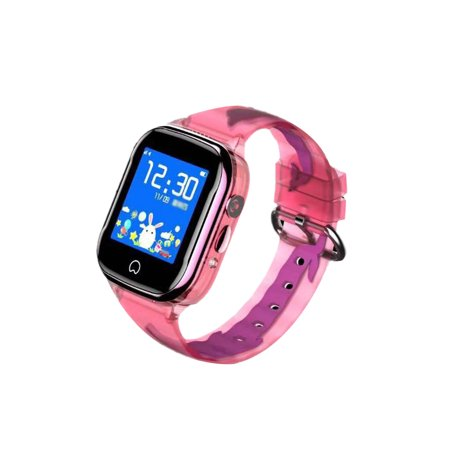Kid Smartwatch Phone with SIM Card Slot for Children Girls Boys Waterproof 1.44