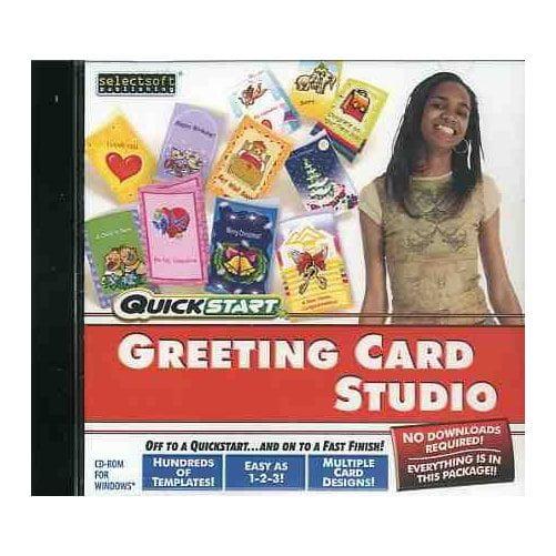 Quickstart Greeting Card Studio