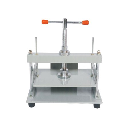 INTBUYING A4 Steel Bookbinder Press Screw Bookbinding Financial Receipt Flattening Papermaking Machine - image 2 of 4