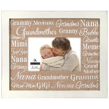 Malden Grandmother Sentiments Picture Frame - Walmart.com