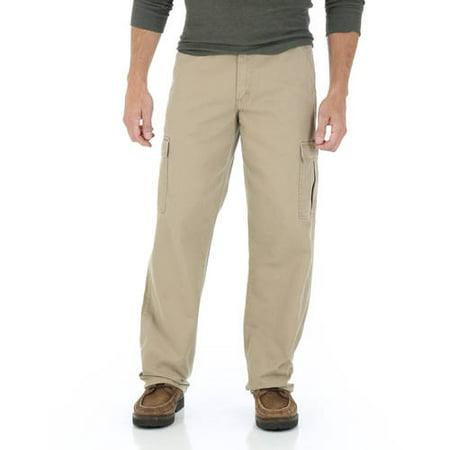 Wrangler Men's Legacy Cargo Pant - Walmart.com