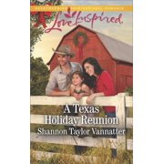Texas Cowboys: A Texas Holiday Reunion (Paperback)