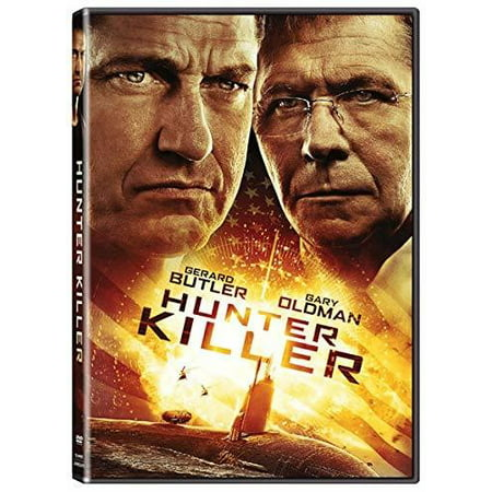 Hunter Killer (DVD) - Scary Serial Killer Movies
