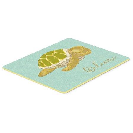 Carolines Treasures BB8562CMT Sea Turtle Welcome Kitchen Or Bath Mat - 20 x 30 in. - image 1 de 1