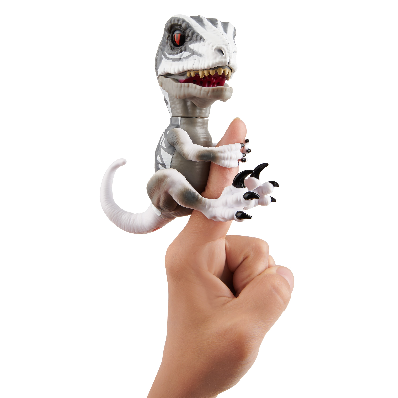 Untamed Raptor Series 2 - Ghost - Interactive Dinosaur by WowWee