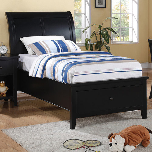 Winners Only, Inc. Vintage Sleigh Storage Bed