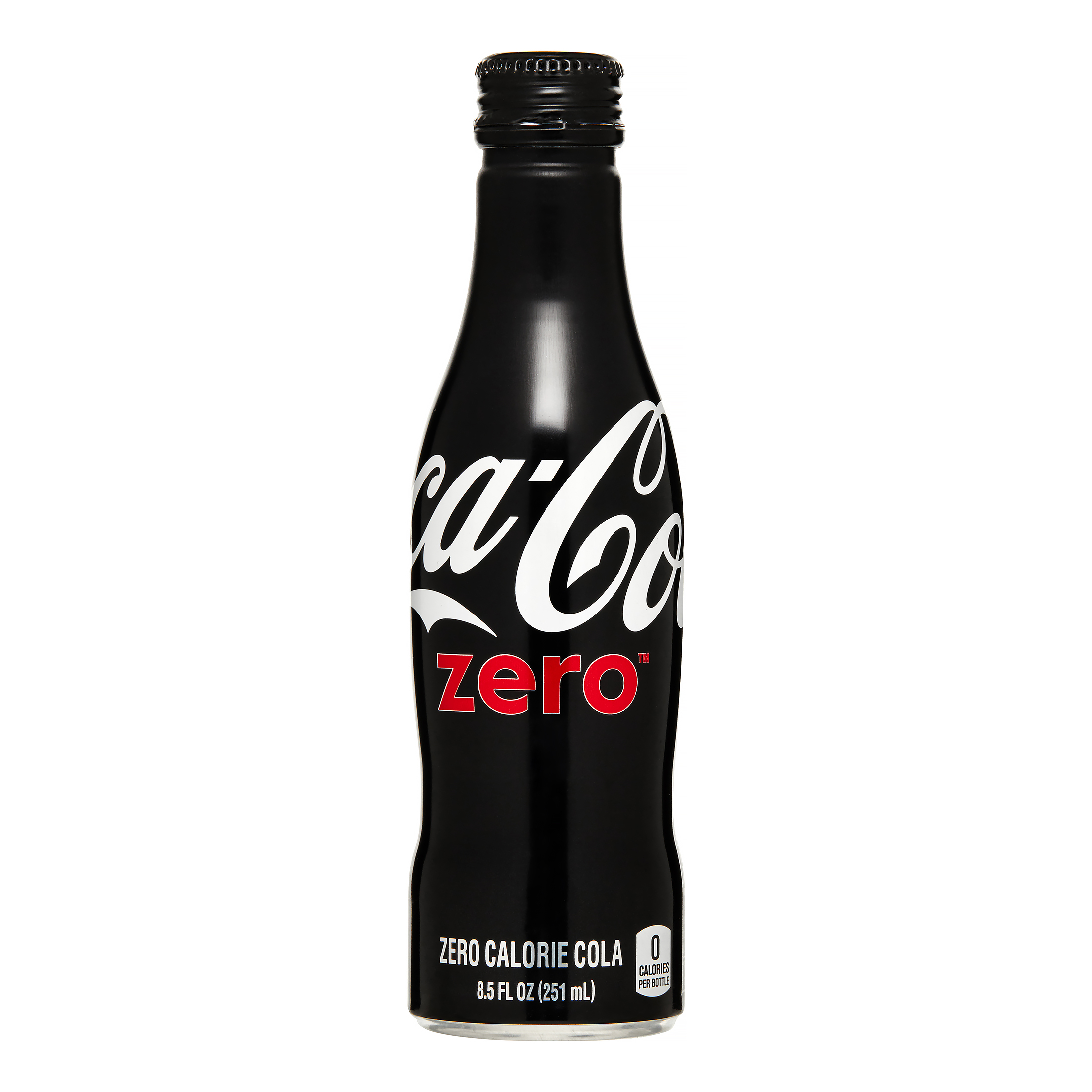 Coca-Cola Zero Soda, 8.5 Fl Oz