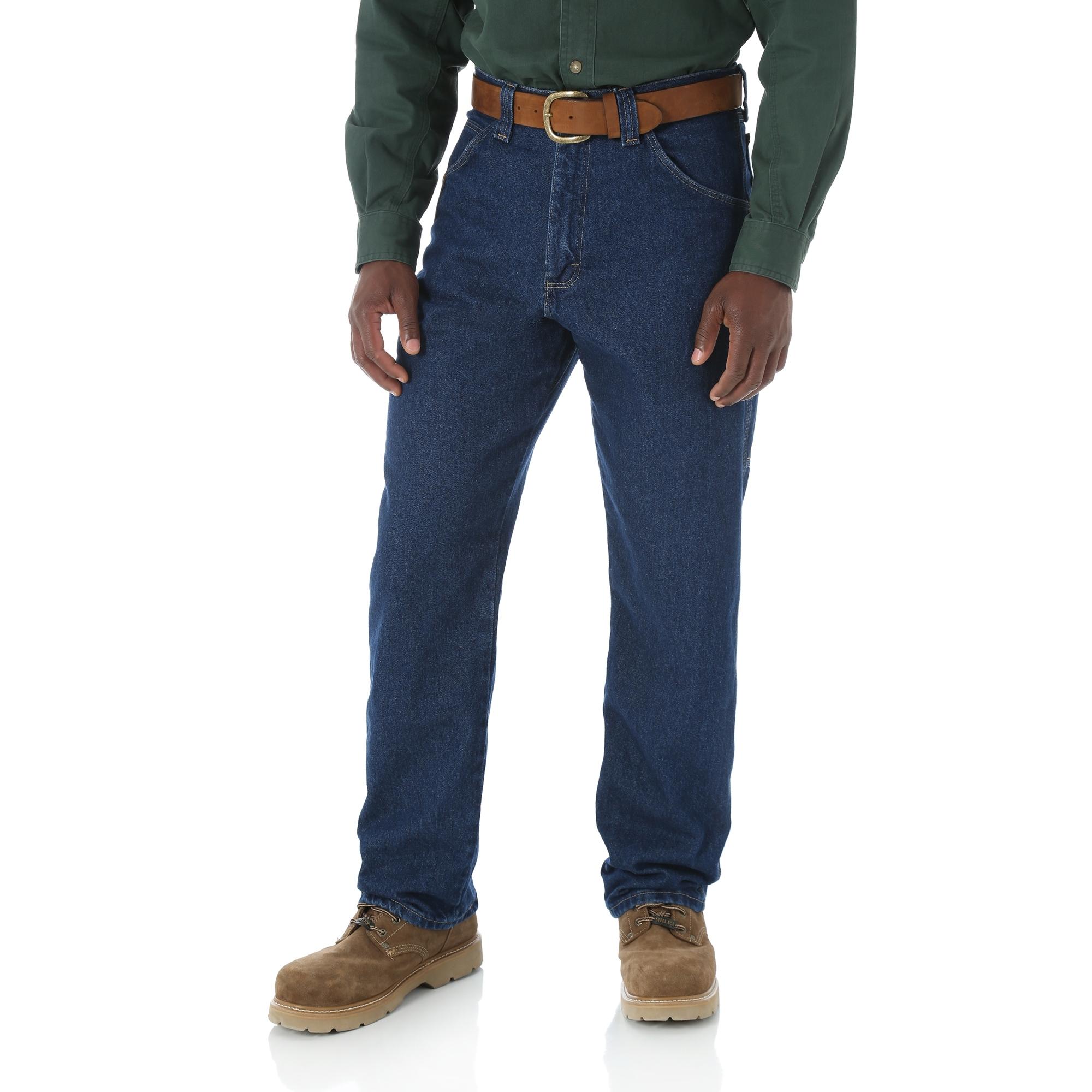 Wrangler RIGGS Carpenter Jean - Antique Indigo
