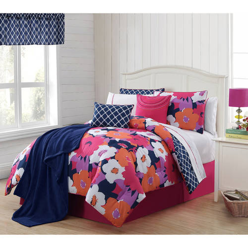 VCNY Home Taylor 13 Piece Microfiber Comforter Set