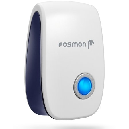 A Cartoon Rat (Pest Control Ultrasonic Repellent, Fosmon Indoor Electric Pest Repeller Plug In Device for Insects, Bugs, Rodent, Spiders, Cockroaches, Ants, Mice,)