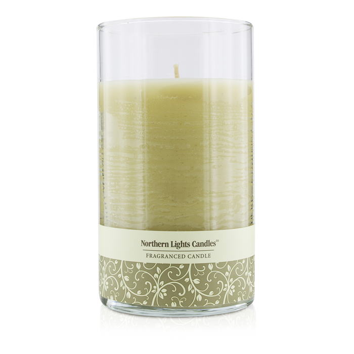 Marvelous Northern Lights Candles   Fragranced Candle   Mysteria   6 Inch