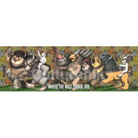 Max King Of The Wild Things (Where The Wild Things Are King Max Poster Poster)