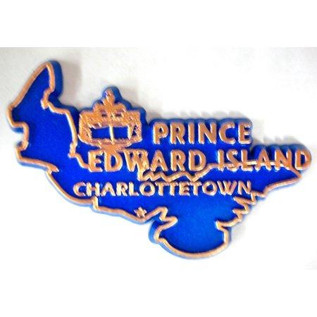 Prince Edward Island Souvenir Fridge Magnet