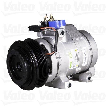 (Valeo 700731 A/C Compressor, With clutch)