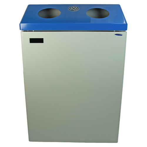 Frost Products 2 Stream 36 Gallon Multi Compartment Recycling Bin
