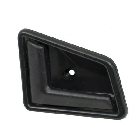Drivers Inside Interior Door Handle Textured Replacement for 4-Door Suzuki Sidekick Geo Chevrolet Tracker 8313056B015ES