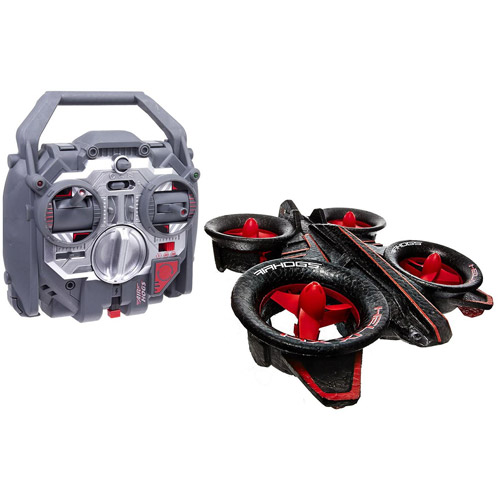 Air Hogs Remote-Controlled Helix X4 2.4GHz Stunt Quad Copter