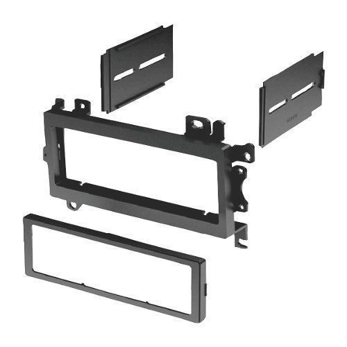 1985-1991 Ford Aerostar Dash Kit for Single Din Radio Installation