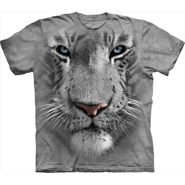 Mountain Corp Tiger Face - Kids T-Shirt