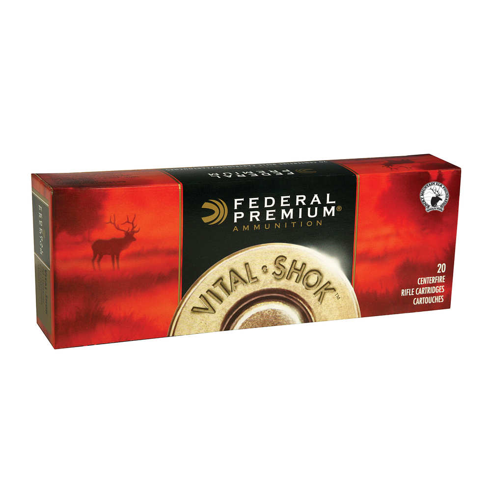 28582 Federal Cartridge 270 Winchester Short Magnum