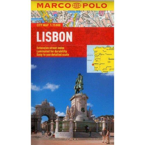 Marco Polo City Map Lisbon