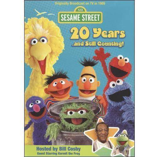 Sesame Street: 20 Years...and Still Counting! by Trimark Home Video