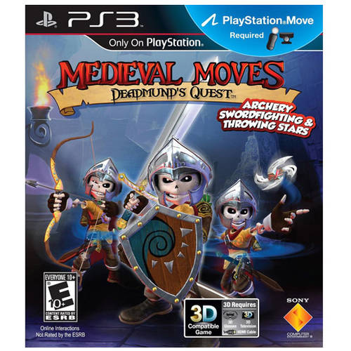 Medieval Moves: Deadmund'S Que (PS3) - Pre-Owned - Game Only