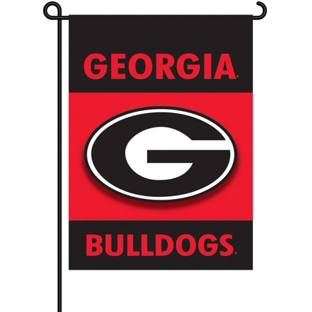 University of Georgia Bulldogs Garden Flag - Bethlehem Georgia