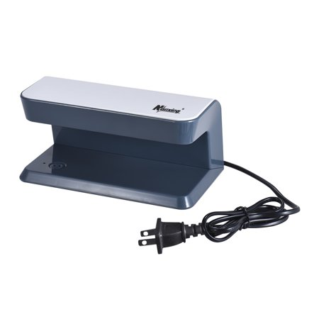 Nanxing NX-3086A 8W Ultraviolet Counterfeit Detector UV Light Machine Checker Tester for US Dollar Euro Pound Yen Won Peso Paper Currency Passport ID/Credit Card