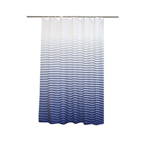 ufaitheart bathroom stall size shower curtain 36 x 72 inch wate. Black Bedroom Furniture Sets. Home Design Ideas