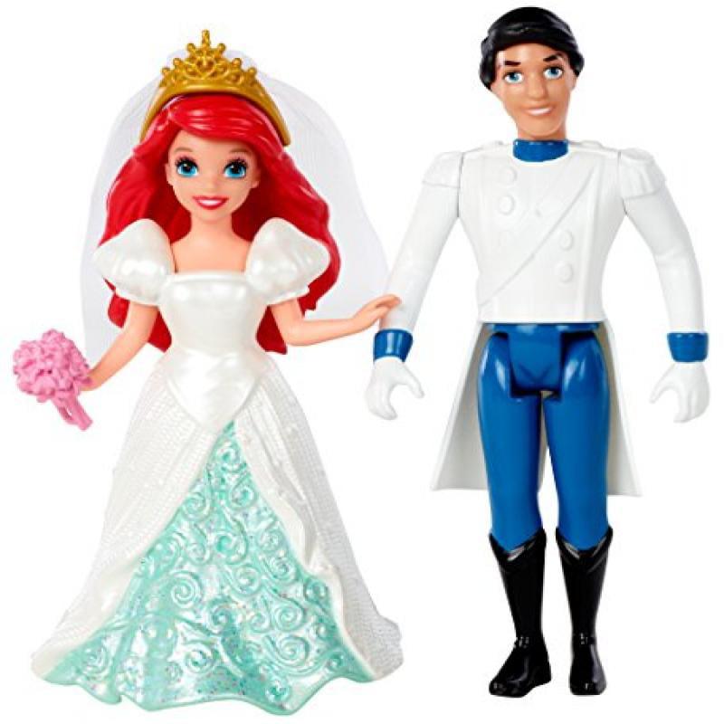 Disney Princess Little Kingdom Magiclip Ariel Fairytale W...