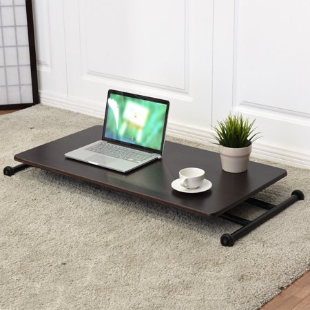 Height Adjustable Standing Computer Workstation Desk