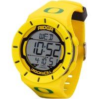 Oregon Ducks Rockwell Coliseum Watch - Yellow