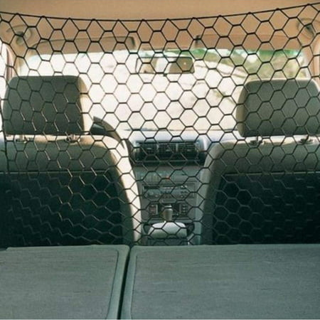 Car Pet Barrier Vehicle Dog Fence Cage Gate Safety Mesh Net Auto Travel Van - image 1 of 5