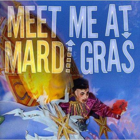 Various Artists - Meet Me At Mardi Gras (CD) - image 1 de 1