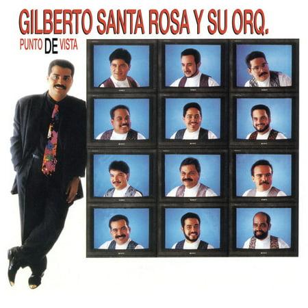 Punto De Vista (Vinyl) (Gilberto Santa Rosa Karaoke Que Alguien Me Diga)
