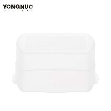 580EX Flash Speedlight Bounce Head Soft Box Case Diffuser for YONGNUO YN560/YN560 II/YN560 III/YN560 IV/YN565EX/YN565EX II for Canon
