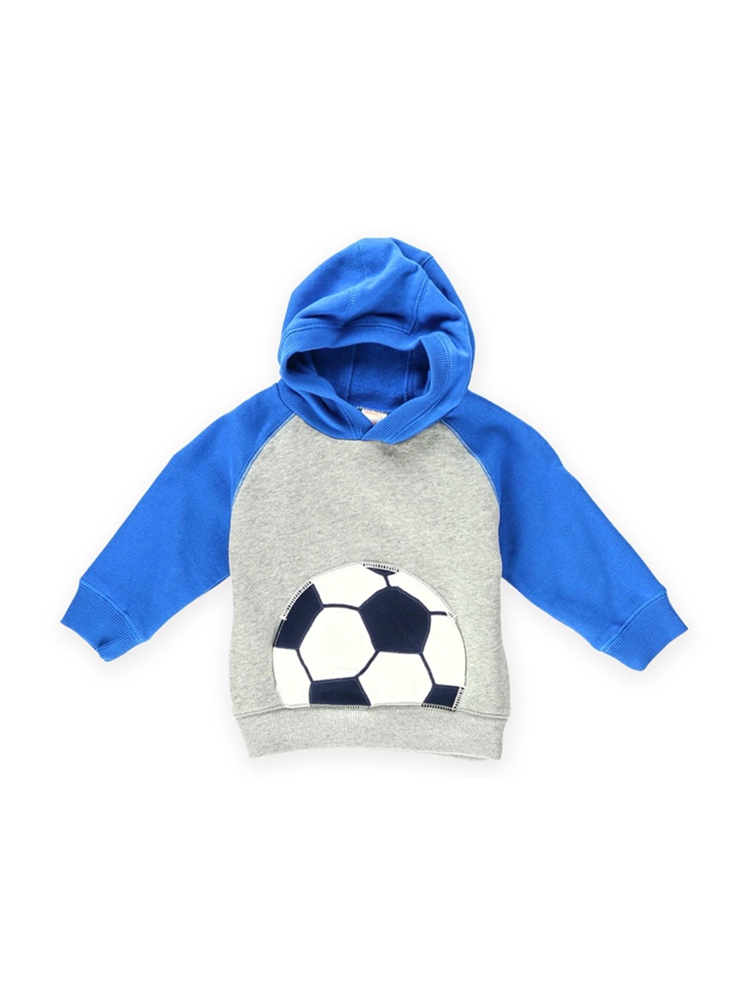 Gymboree Boys Soccer Hoodie Sweatshirt