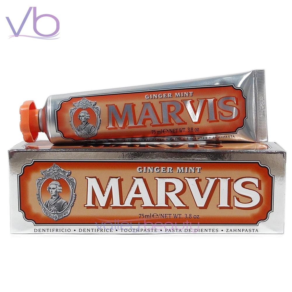 Marvis Original Toothpaste Set of 7x75ml