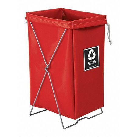 Enviro Hamper Kit,30 gal,Red ROYAL BASKET TRUCK G00-RRX-EBK