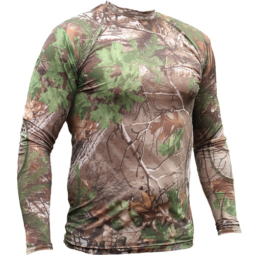 Real Tree Insect Protection Shirt, Mossy Oak