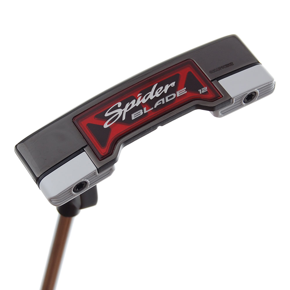 "New TaylorMade Spider Blade 12 Putter 35"" LEFT HANDED +HC"