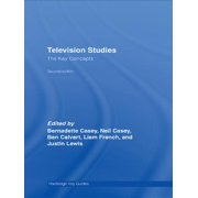 Television Studies: The Key Concepts - eBook
