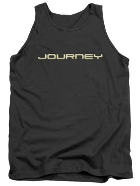 0833f636db6c Product Image Journey 80's Rock Band Simple Logo Adult Tank Top Shirt