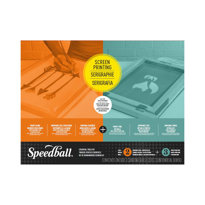 Speedball Essentials Tools Kit